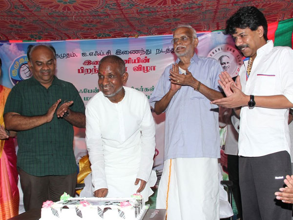 Why Ilayaraaja preponed his birthday?
