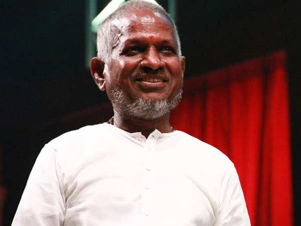 Ilayaraaja to write Ramanar's biography