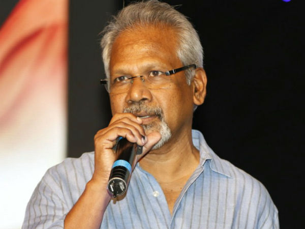 Mani Rathnam is still busy in scripting his next