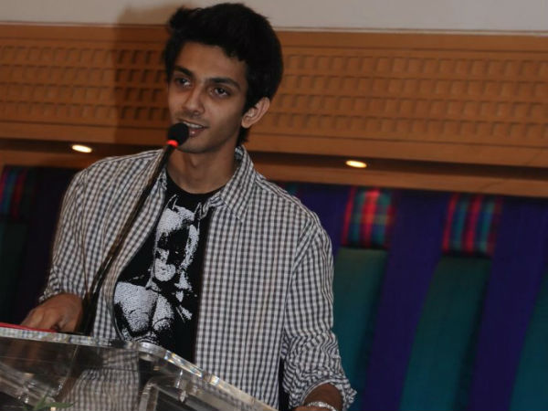Anirudh gets villain role for his friend in Velayilla Pattathari