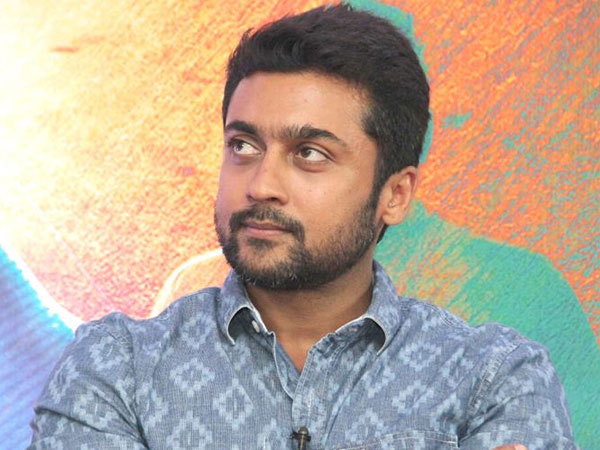 Surya to appear in dual get ups again