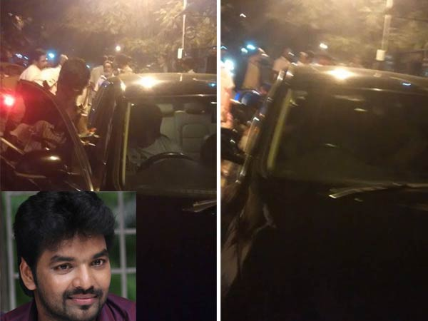 Actor Jai paid penalty for Drunk and Drive