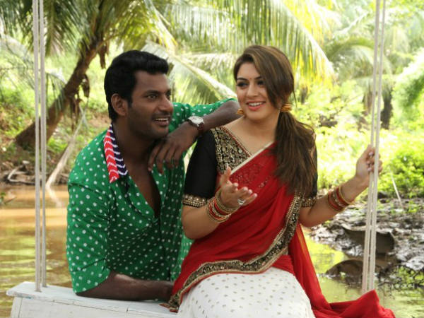 'Aambala' shooting wrapped, film for Pongal!