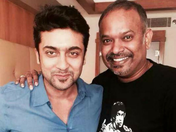 Surya is fine, says Venkat Prabhu