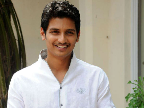 Jiiva sings for Vijay's dad