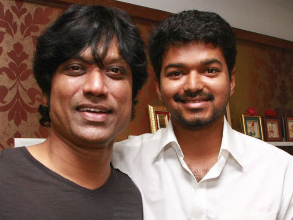 S.J.Surya given his title to actor Vijay