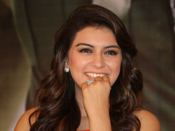 Hansika troubles producers?
