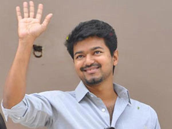 Vijay warns his fans