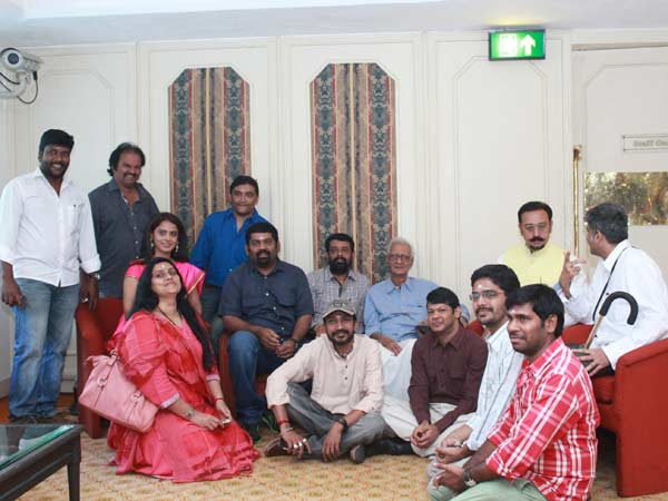 Vasanth's new movie Thanneer launched today