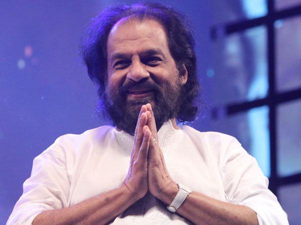 Singers shouldn't talk much, says KJ Yesudas