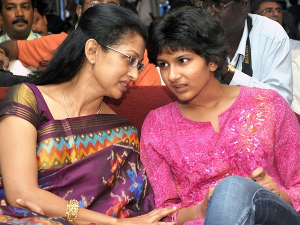 Gouthami's daughter to come silverscreen