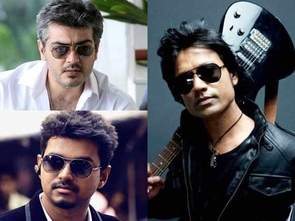 Ajith, Vijay gave life to me, says SJ Surya
