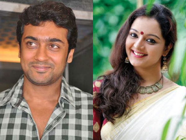 Manju Warrier plays lead role in Surya movie
