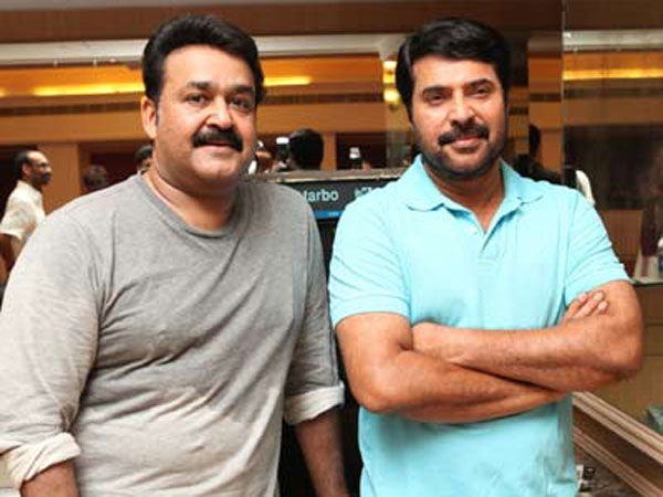 Mammootty supports Mohan Lal