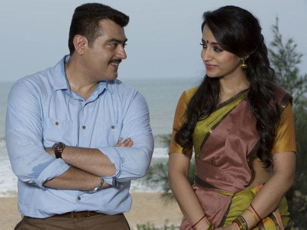 Yennai Arindhaal gets huge welcome
