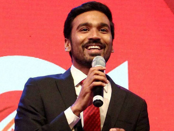 Don't compare me with Rajinikanth: Says Dhanush
