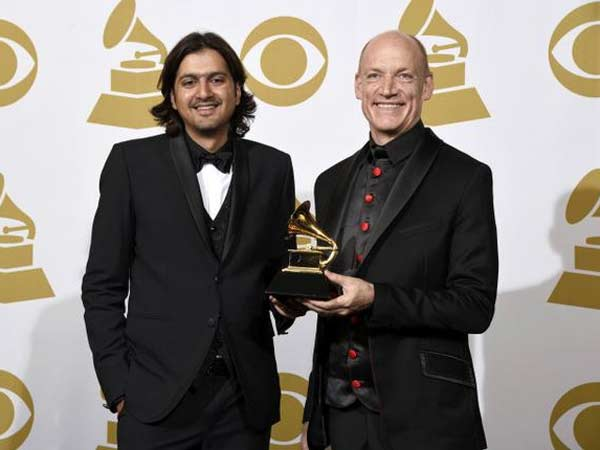 Two Indians win Grammy this year