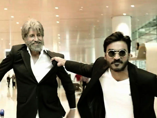 North Indian Media sidelines Shamitabh