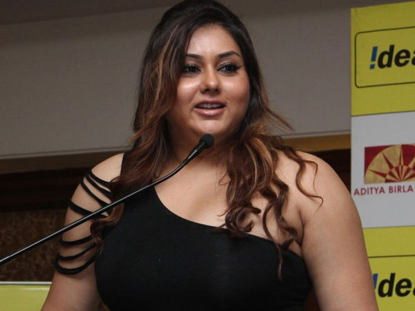 No marriage, only politics - Namitha