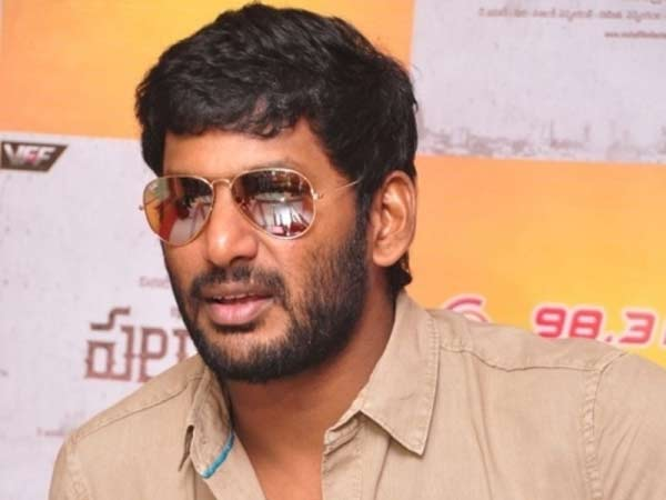 Vishal is new brand ambassador for Thums Up