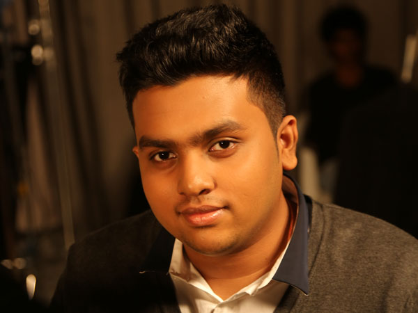 Another musician from AR Rahman family
