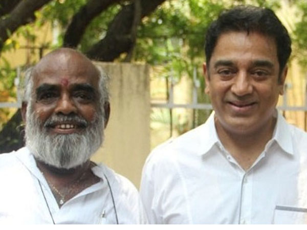 Lost a great friend: Kamal Haasan on R C Sakthi