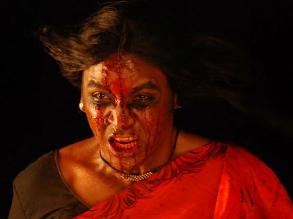Muni 3 title changed as Kanchana 2