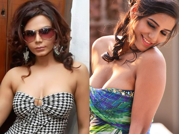 Exclusive! Poonam Pandey vs Rakhi Sawant at an event