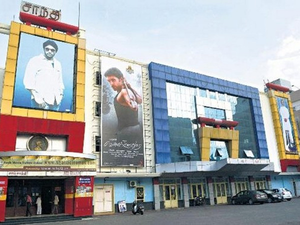 Shanti theatre goes the multiplex way too
