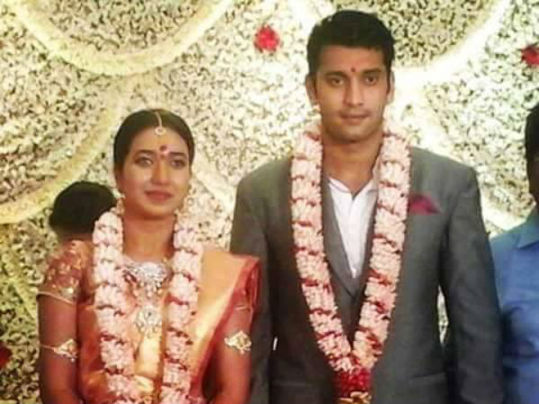 Actor Arulnithi marriage engagement