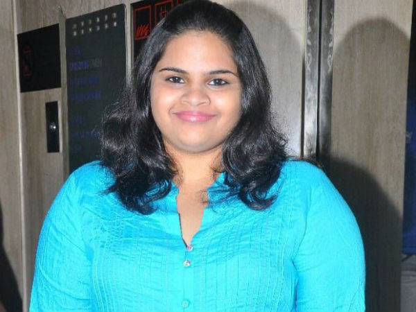 Comedy actress Vidhyu raman twit about ajith…