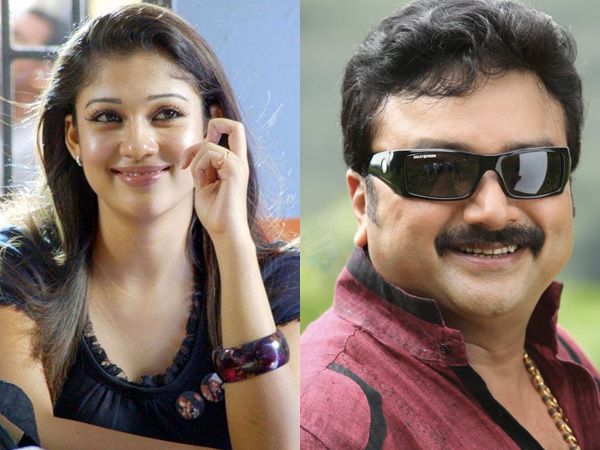 Confiscation notice to Nayanthara, Jayaram houses