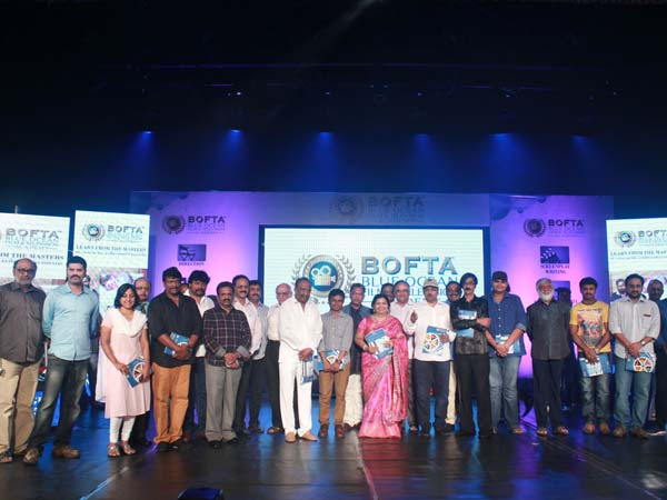 BOFTA, a new film education institute launched