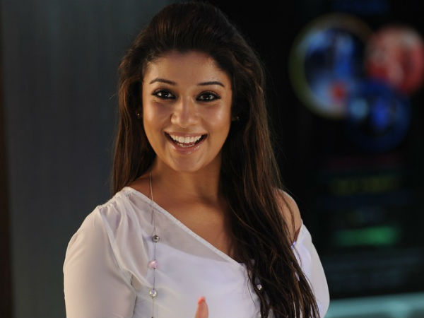 Nayanthara' condition to director Siddique