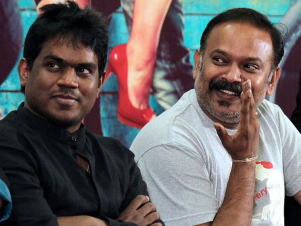 Yuvan is our Mass music director, says Venkat Prabhu