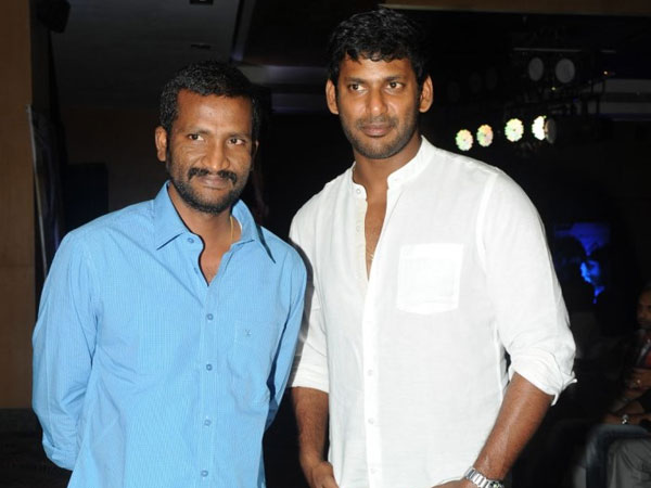 Vishal gets another Rajini title