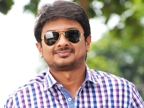 Udhayanidhi to sue against Tax free recommend committee