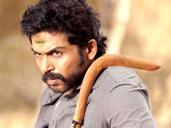 Petition against Komban movie
