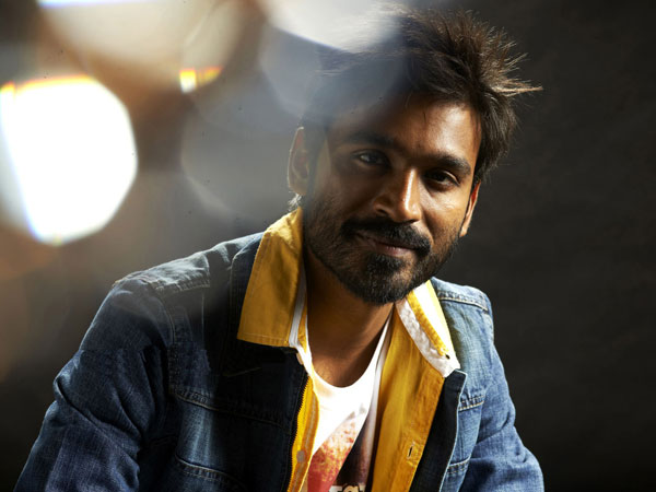 I support Komban, says Dhanush