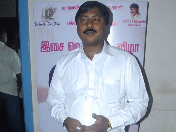 Producing a movie is equal to suicide, says director PC Anbazhagan