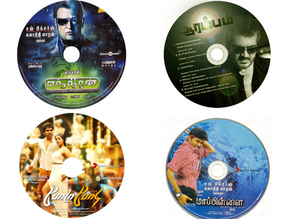 How pirated video CDs come to Chennai? Here is the root!