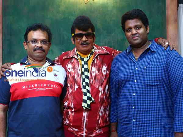 Vadivelu launches social network platform for Eli