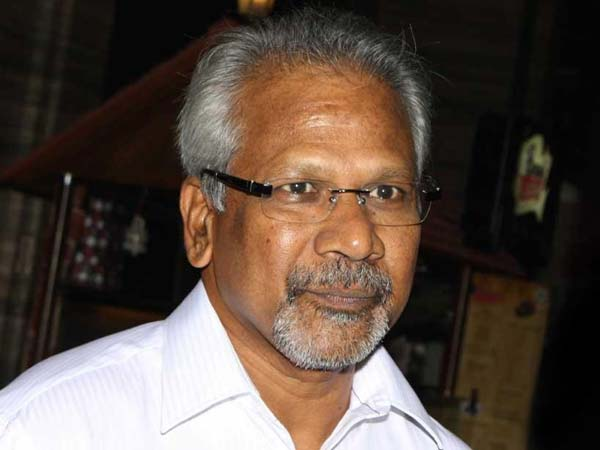 Manirathnam's new movie in trouble