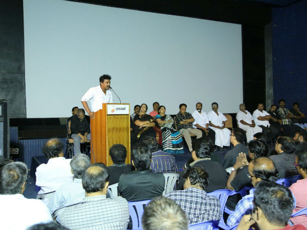 One strike against Dubbing serials in Tamil Channels