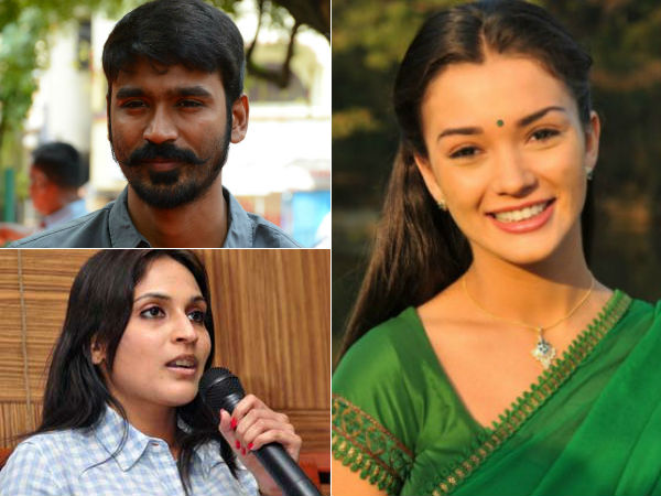 Dhanush to attend Fetna Tamil Vizha with wife Aishwarya