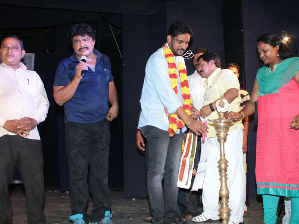 Suresh Kamatchi inaugurates TOFCII, a new film body