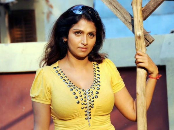 Actress bhuvaneshwari cheated by a personage and filed case