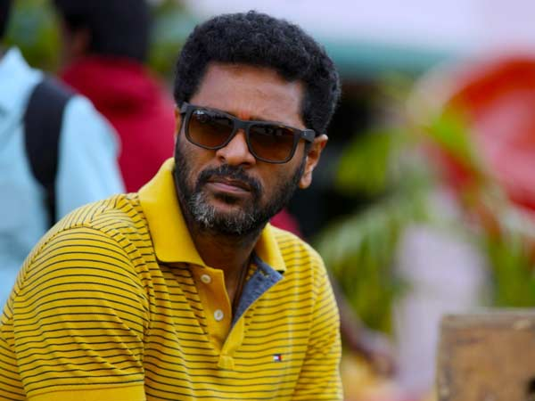 Prabhu Deva to set the stage on fire at Vijay Awards