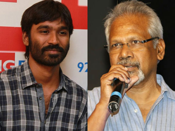 Manirathnam's next is in Hindi with Dhanush