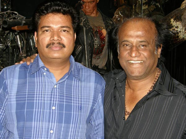 Rajini - Shankar movie to announce on May 15?